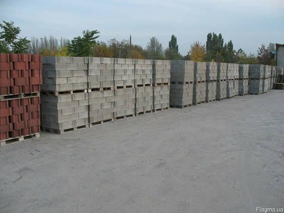 Шлакоблок стеновой Николаев цена Шлакоблок купить в Николаев
