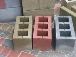Шлакоблок строительный