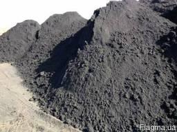 Шлам угольный(аргиллит)