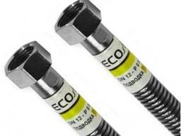 Шланг газовий Eco-Flex (гайка/гайка, 3/4, 150 см. )