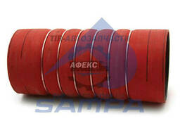 Шланг (патрубок) интеркуллера турбины MAN 19.422 F90...
