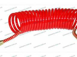 Шланг пневматический красный Poliamid [12х9] 6m (DIN73378. ..