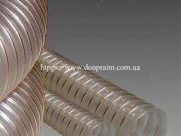 Шланг полиуретановый для аспирации 125 мм