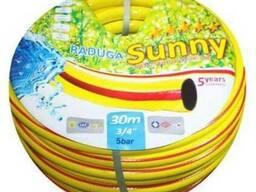 """Шланг """"Радуга"""" диам. 3/4, дл. 50м, арм. вес 7кг (Sunny)"""
