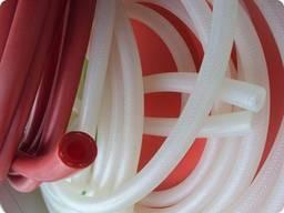 Шланг силиконовый армированный от 5мм до 19мм
