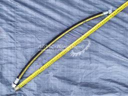 Шланг силового цилиндра нагнетательный L=710мм КрАЗ