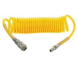 Шланг спиральный PU 10м 5.5×8мм GRAD (7011725)