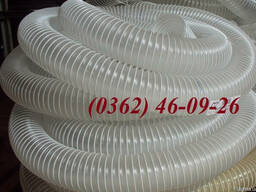 Полиуретановые шланги для вентиляционных систем