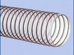 Шланги полиуретановые для вентиляции и пневмотранспорта