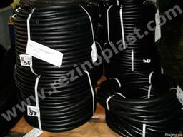 Резиновые рукава газовые, шланги резиновые для полива
