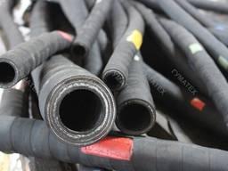Шланги, рукава промышленные резиновые для топлива воды газа