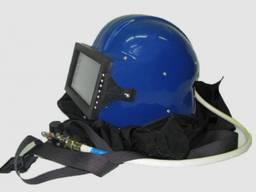 Шлем пескоструйщика защитный
