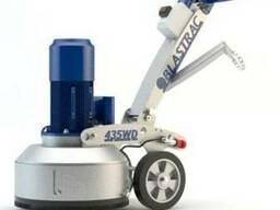 Шлифмашина для шлифовки бетона бластрак Blastrac bmg-435wd