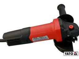 Шліфмашина кутова YATO 760 Вт Ø125 мм 11000 об/хв