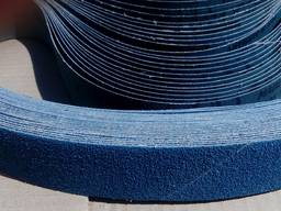 Шлифовальная лента для заточки ножей на мясокомбинатах