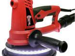 Шлифовальная машина для стен Workman R7241 с подсветкой - фото 5