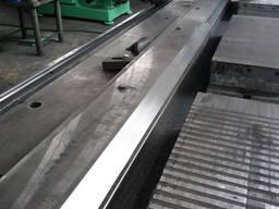 Шлифовка ножей для гильотин и листогибов до 4000 мм