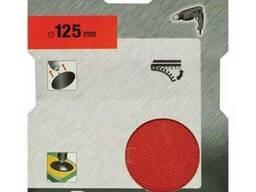 Шлифтарелка самоклеящая для дрели 125мм Piranha X32021