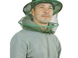 Шляпа с антимоскитной сеткой (от комаров и пчел)