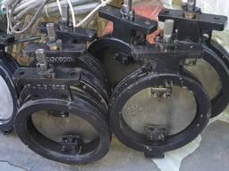 Ду-300 Дисковый Затвор Поворотный Ду-100, Ду-150; Ду300 И Др