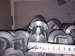 Шнек пресса-екструдера 40, 36мм ПШ-190 брикет піні кей