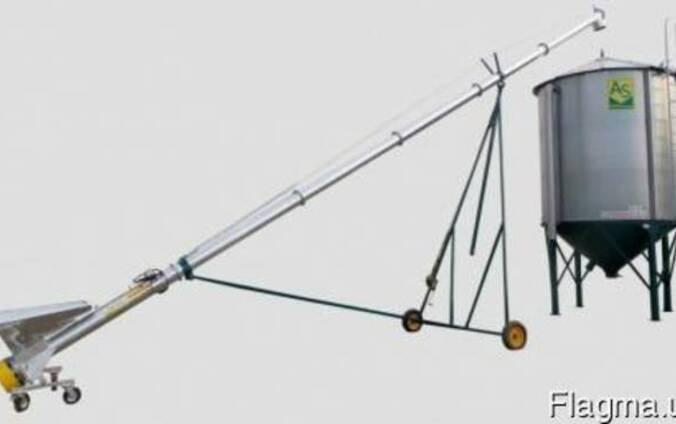 Шнек.Шнековый.Шнековий погрузчик зерна 6-8 метрів.Poland New