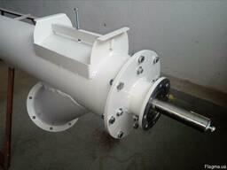 Шнек, винтовой конвейер (транспортер) 40 тонн/час