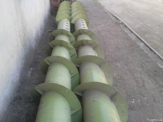Шнек жатки комбайна 7,5 м