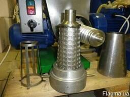 Шнековая соковыжималка СШ-1 для яблок ( до200 кг/ч), 220 В