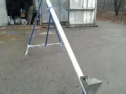 Шнековий транспортер ШТС-НЖ (нержавіючий) 89*3м