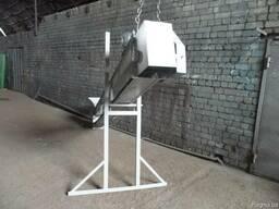Шнековый и ленточный транспортер для подачи или выгрузки зер - фото 3