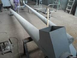 Шнековый и ленточный транспортер для подачи или выгрузки зер - фото 8