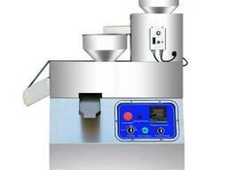 Шнековый маслопресс Oil Extractor OP-50-8 с автоматическим дозатором пресс для. ..