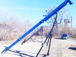 Шнековый погрузчик 159 мм, 6 м, 380 В, 3, 0 кВт