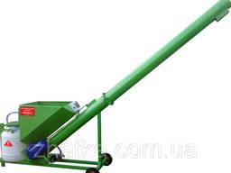 Шнековый протравитель семян ПНШ-3, протравитель семян