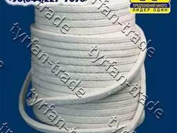 Шнур асбестовый для котла (жаростойкий температурный)