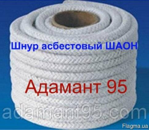 Шнур асбестовый общего назначения ШАОН (Китай), диаметр 6-30