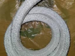 Шнур асбестовый плетёный 8-22мм