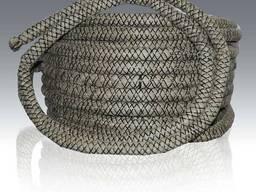 Шнур базальтовый теплоизоляционный БТШ -10, 100м
