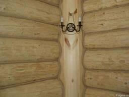 Джутовий канат (мотузок) використовується для декоративної