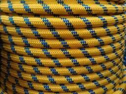 Шнур полипропиленовый 16 мм