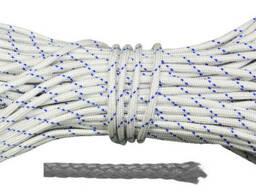 Шнур полипропиленовый плетеный, Украина D 8 мм, 100 м