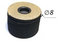 Шнур резиновый (эспандер) Ø8 для натяжения и крепления тента