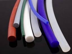 Шнур силиконовый круглого сечения диаметром от 2 до 40мм