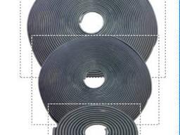 Шнуры резиновые круглого и прямоугольного сечения ГОСТ 6467-79