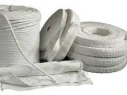 Шнуры (текстиль) из керамоволокна LYTX; LYGX