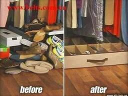 Shoes under органайзер для хранения обуви Шузандер - фото 1