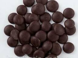 Шоколад Черный Ariba Диски Черные 32\34 54% 1КГ Master Martini