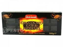 Шоколад екстра темний Dolciando 500г
