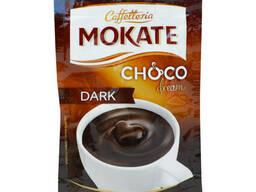 Шоколадный напиток Choco Dream Mokate Caffetteria, черный. ..